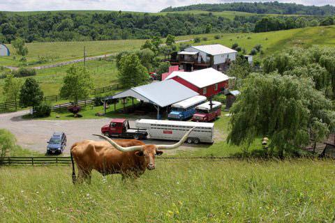 Ranch Entry
