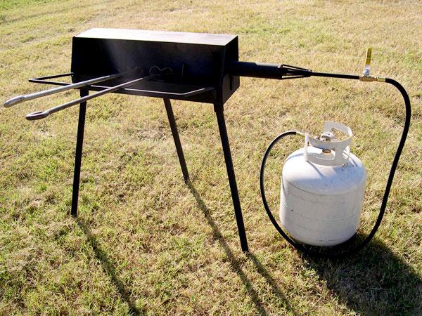 propane iron heaters
