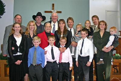 Dickinson Family