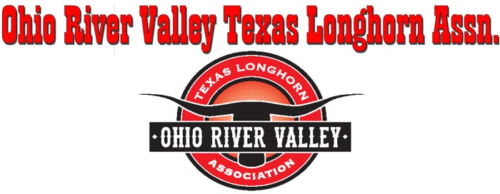Ohio River Texas Longhorn Association Header